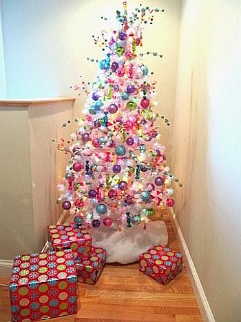 Candy Themed Tree - Sew Many Ways