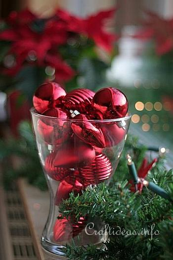 Christmas Baubles Decoration - Craftideas