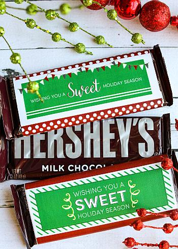 Candy bar stories for christmas | just b.CAUSE
