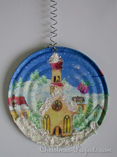 Christmas Ornament Craft Projects