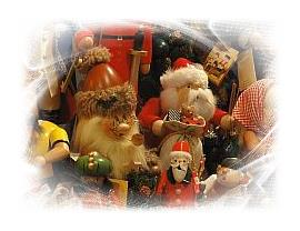 Christmas Nutcrackers - Christmas Market in Kiel, Germany 250