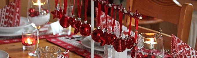 Christmas Projects - Christmas Decorating