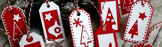 Christmas Projects - Christmas Tags