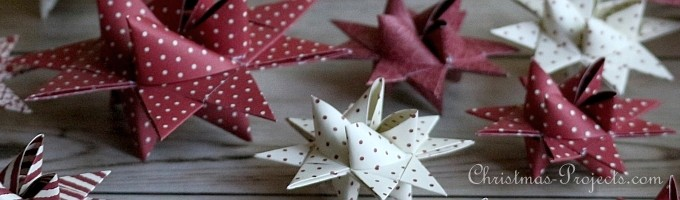 Christmas Projects - Stars Crafts