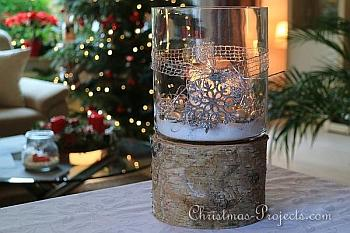 Christmas and Winter Table Decoration - Christmas Projects