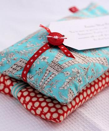 Flannel Heat Packs - A Spoonful of Sugar Designs