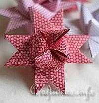 Froebel Star - German Christmas Star 200b