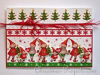 German Christmas Cards - Christmas Projects