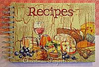 Gift Idea - Recipe Book