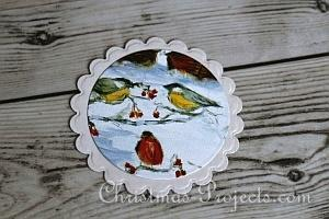 How to Make Christmas Ornaments 2
