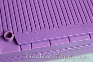 How to Make a Christmas Card Box 2