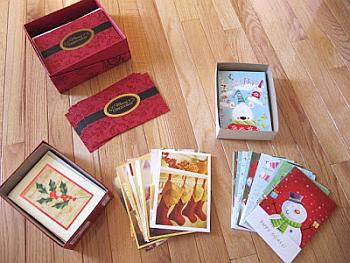Make Your Own Christmas Address Labels - Sew Many Ways