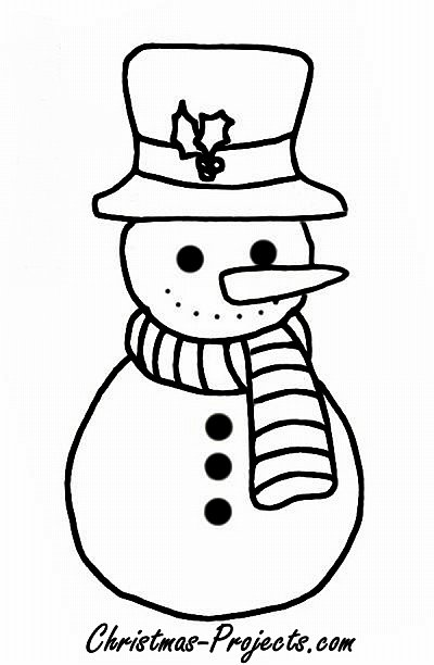 top 20 free printable snowman coloring pages snowman christmas coloring pages - Christmas Coloring Book Printable
